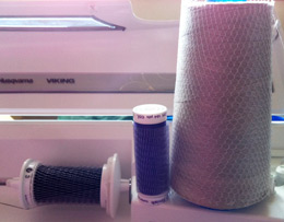 Handy Nets Mesh Thread Spool Covers
