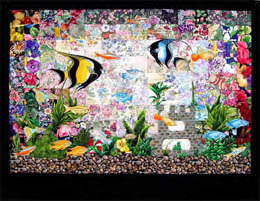 Aquarium Watercolor Quilt Kit At Everything Quilts