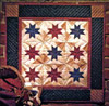 Scrappy Stars Quilt Kit