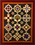 Cornucopia of Thanks Quilt Kit (Elm Creek Quilts) - Includes Book