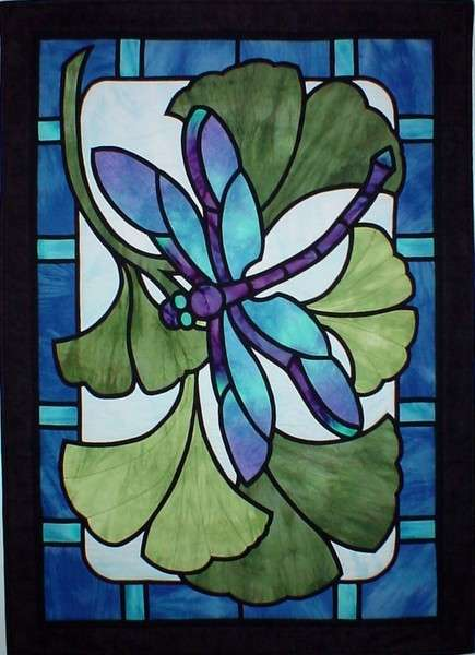 Dragonfly Paradise Pattern At Everything Quilts