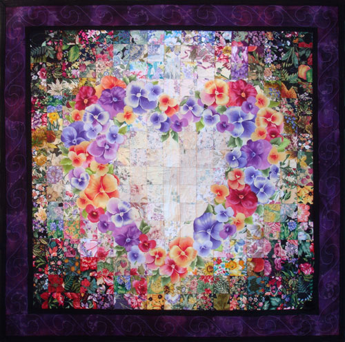 With My Heart Watercolor Kit At Everything Quilts