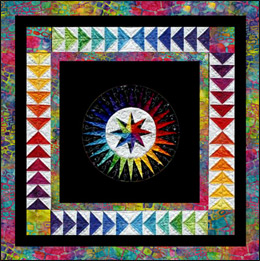 Happiness Quilt Kit - Everything Quilts Exclusive!