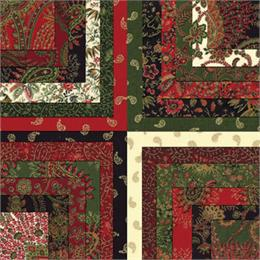 Moda Holiday In Kashmir Fabric Jelly Roll At Everything Quilts