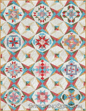 EQ Jewel Box Quilt Kit