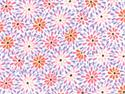 Moda Cape Ann Starburst Fabric - Sunset Pink