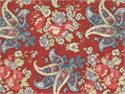 Moda Clermont Farms Fabric - Red Bandana