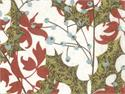 Moda Figgy Pudding Toasty Fabric - Red