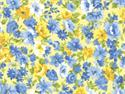Moda Summer Breeze Pack Floral Fabric - Yellow