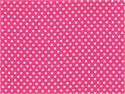 Moda Dottie Small Dots Fabric - Magenta