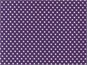 Moda Dottie Small Dots Fabric - Purple
