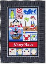 Pirates Quilt Kit - BOY
