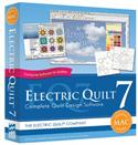 Electric Quilt 7 Software for Quilters - MAC Version