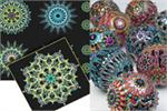 Beaded Ornament Kit - Cool Lagoon