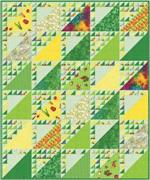 Fruit and Veggies ePattern courtesy of Moda Fabrics