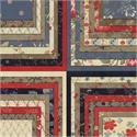 Moda Independence Trail Fabric Jelly Roll