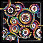 Enchanting Stars Quilt Kit
