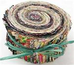 Watercolor Whimsy Jelly Roll