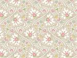 Maywood Studios Graceful Moments Paisley Vine Fabric - Ecru