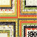 Moda Mini Fabric Charms Candy 2.5 x 2.5 - Comma