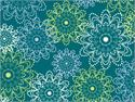 Art Gallery Essentials Fabrics - Teal Sparkles