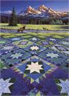 Delectable Mountains Quiltscapes *Post Cards* Set of 6
