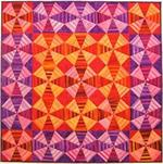 Kaleidoscopic Heat Quilt Kit