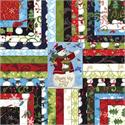 Moda Share the Joy Fabric Charm Pack 5 x 5