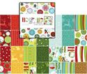 Benartex Ho Ho Ho Fabric Layer Cake Pack 10 x 10