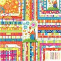 Moda Snap Pop Fabric Jelly Roll - Snap Pop
