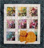 Cap Nap Watercolor Quilt Kit