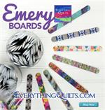Everything Quilts Nail File Set (Set of 8 Large Files)
