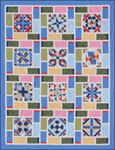 Picnic In the Park Quilt Kit - Includes 12 PRE-CUT Blocks!