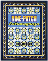 Nine Patch Extraganza Book