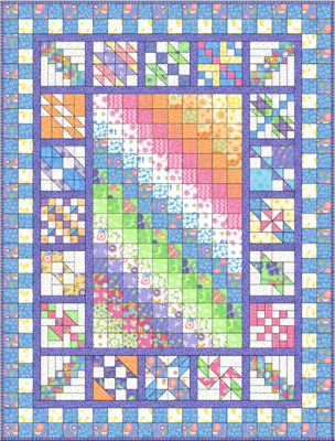 Celebration Sampler Block-of-the-Month