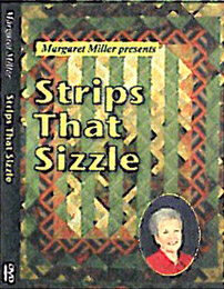 Margaret Miller Presents Strips That Sizzle DVD