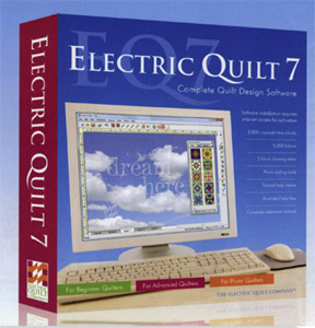 Electric Quilt 7 Software