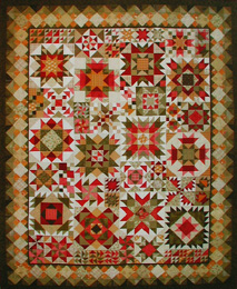 Baby Sampler Quilt Pattern - Free Quilt Patterns from Victoriana
