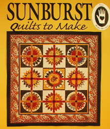 Marti Michell Sunburst - Quilts to Make Pattern