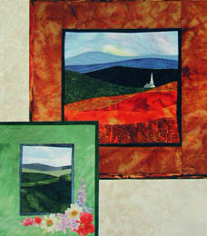 Landscapes - Quilting Books Patterns and Notions