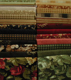 Kaye England Spice Market Fabric Collection