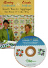 Teach You To Applique the Piece O'Cake Way DVD