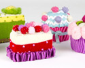Bakeshop Treats Pin Cushions