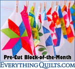 Second Helping Table Runners-of-the-Month