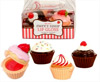 Sweet Cuties Mini Cupcakes Lip Gloss