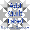 EQ Quilt Label