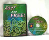 Fast and Free Volume 2 DVD - Your Guide to Innovative and Intriguing Quilting Designs