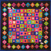 Show Pin Collector Quilt Pattern