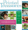 Printed Treasures Inket Fabric Sheets - 50 Sheets