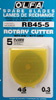 Rotary Cutter Blades 5-Pack